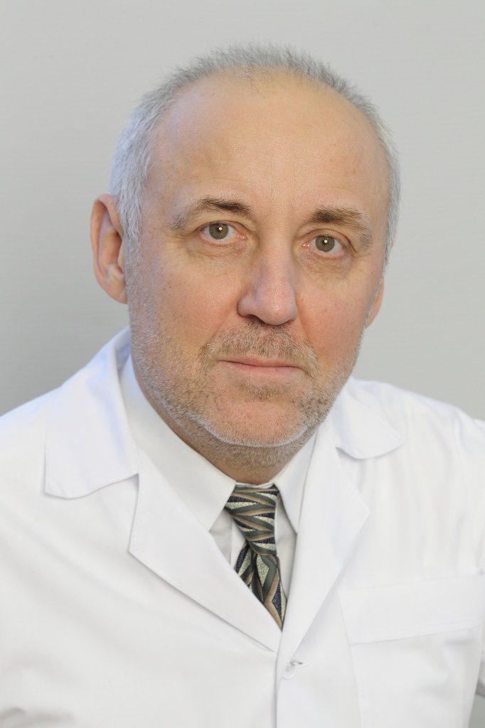 Заместитель главного врача Коломаченко