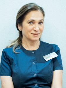 Антонова Нина Александровна