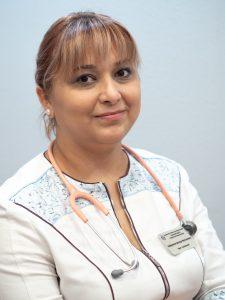 Байрамонова Дилара Фаталиевна