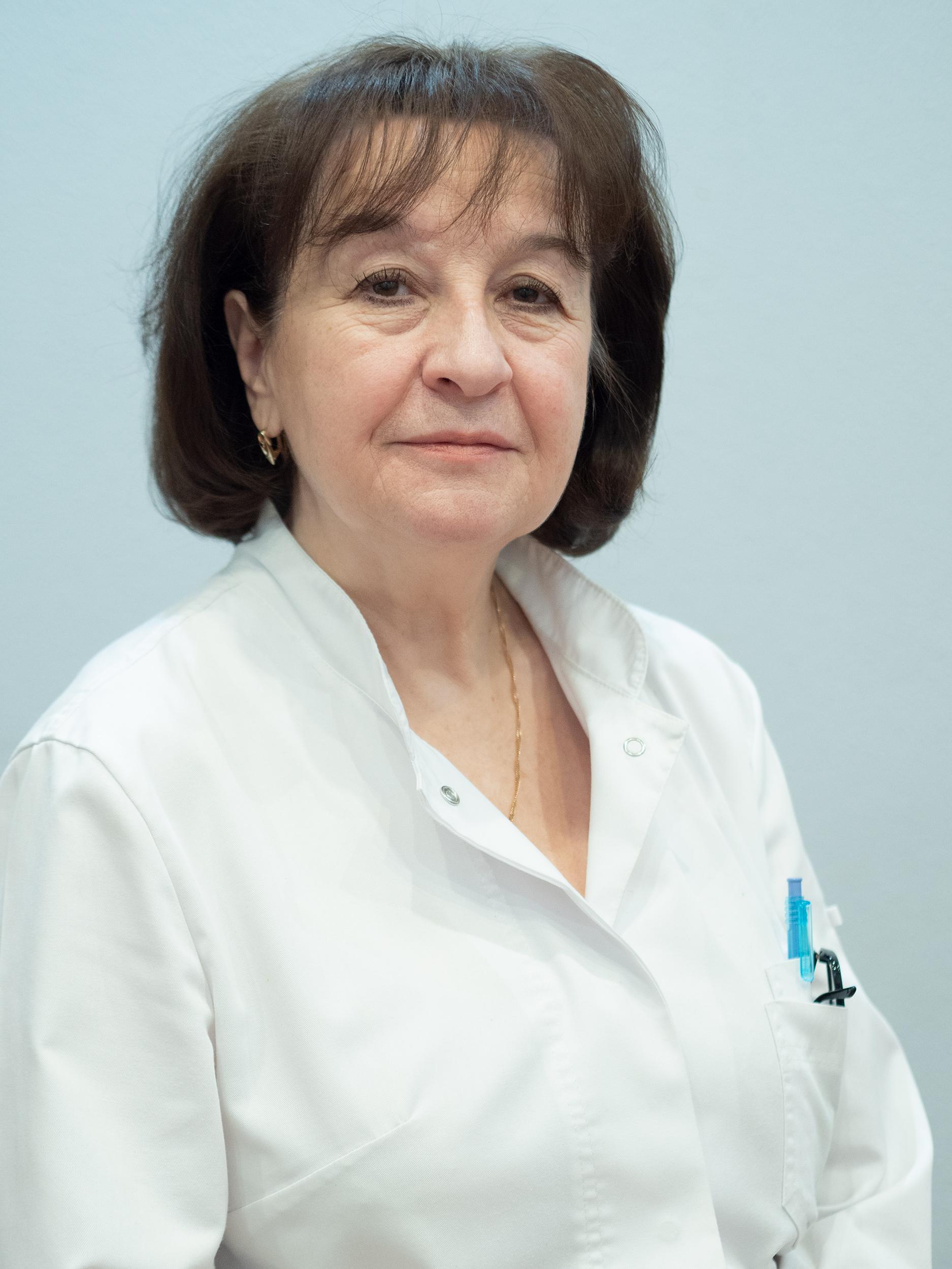 Богданова Галина Сергеевна