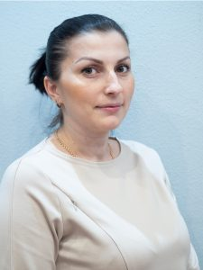 Глухова Салимат Сергеевна