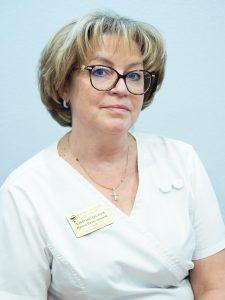 Добровольская Ирина Вячеславовна