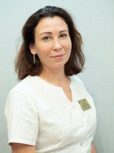Кузнецова Наталья Евгеньевна