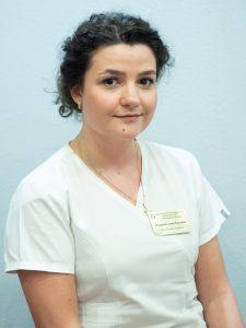 Османова Анна Павловна