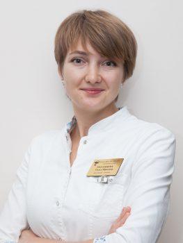 Рязанцева Ольга Юрьевна