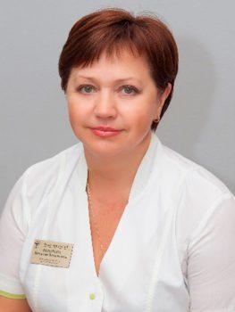 Федотова Наталья Васильевна