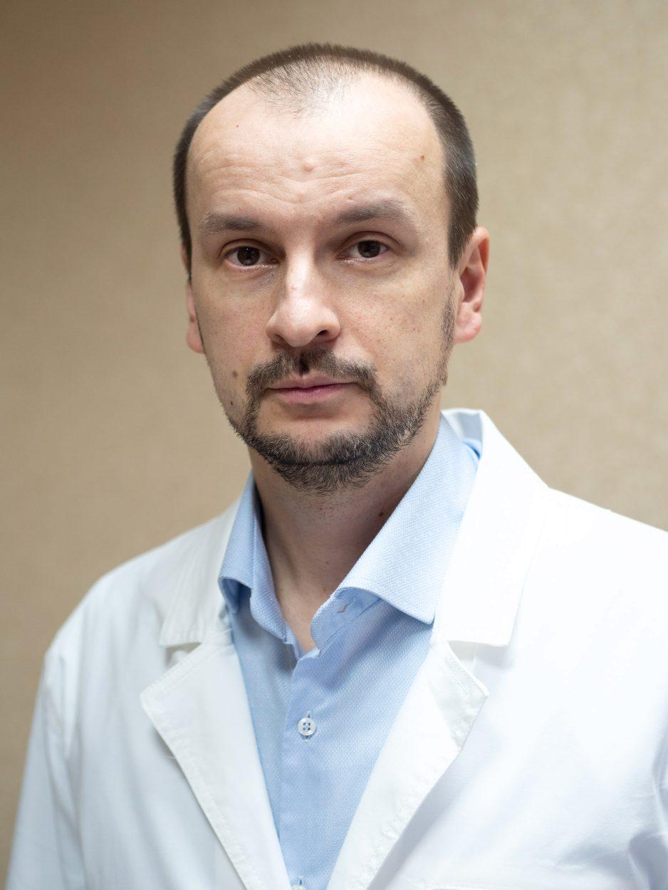 Зеленин Дмитрий Александрович