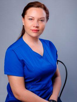 Тарасова Елена Олеговна