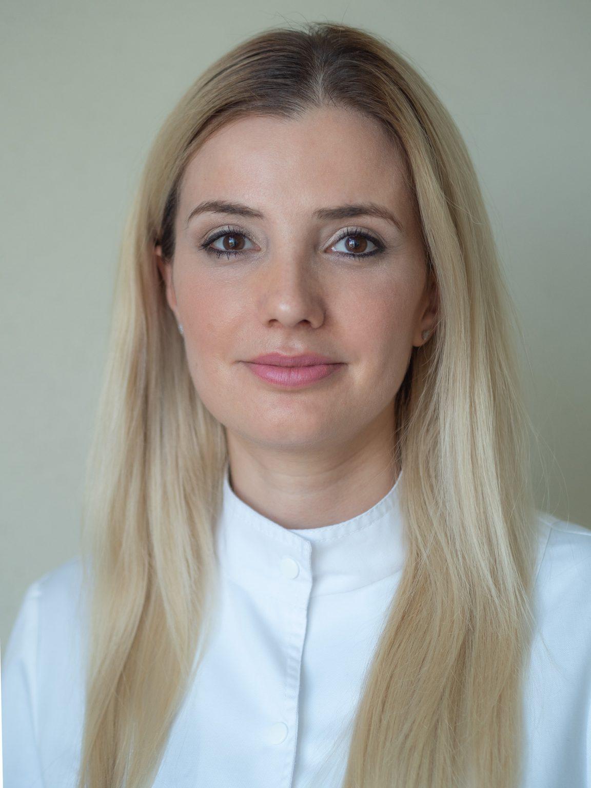 Гаджиалиева Камила Байматовна