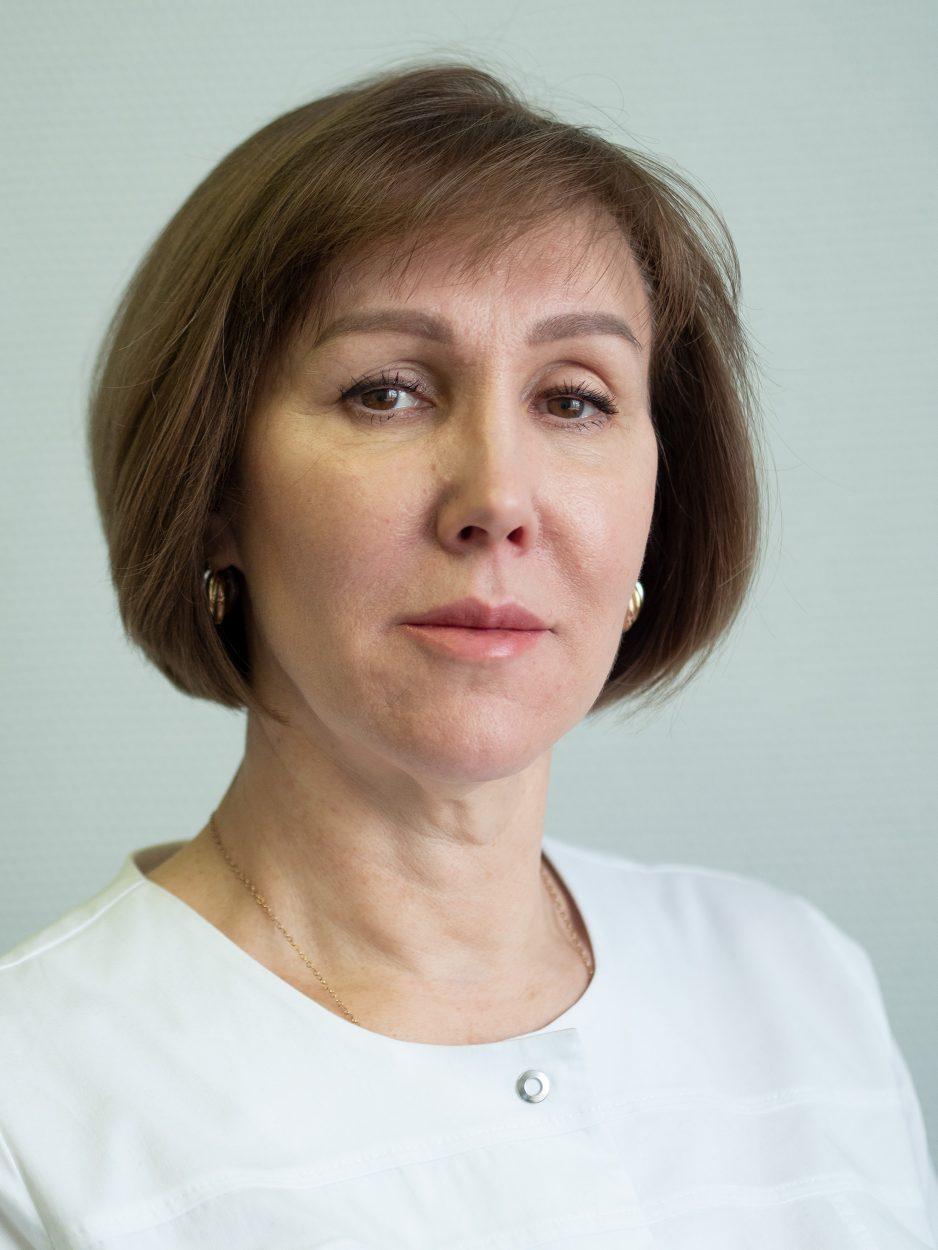 Золотова Елена Александровна