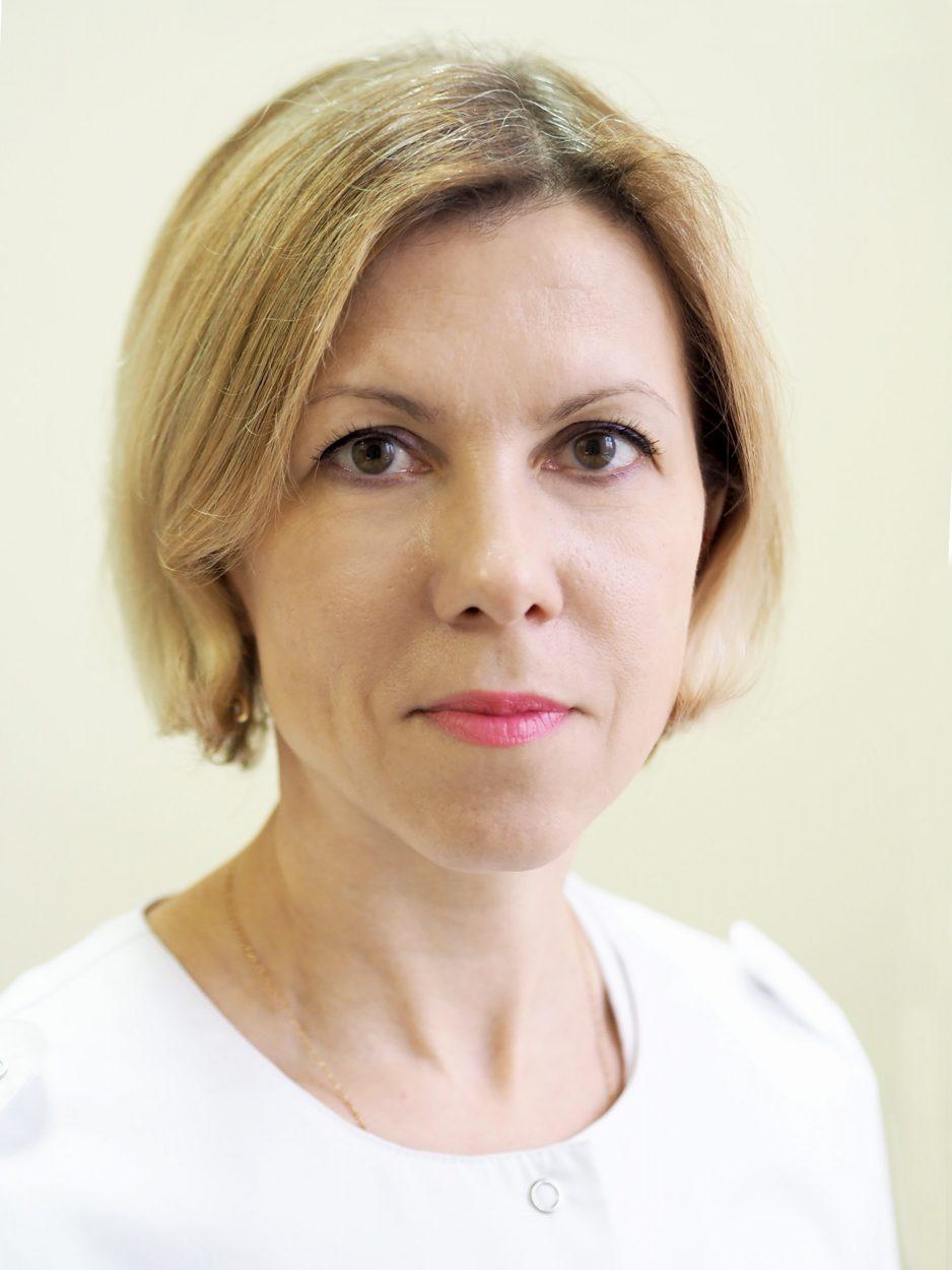 Родюкова Ирина Сергеевна