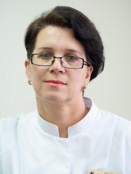 Капустян Лариса Викторовна