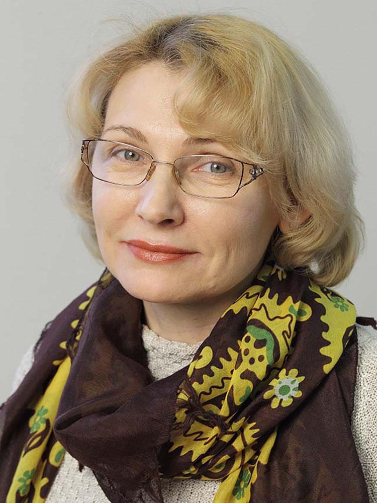 Лисовская Лидия Владимировна