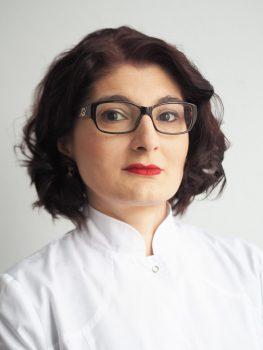 Мирзоева Зарема Шамильевна