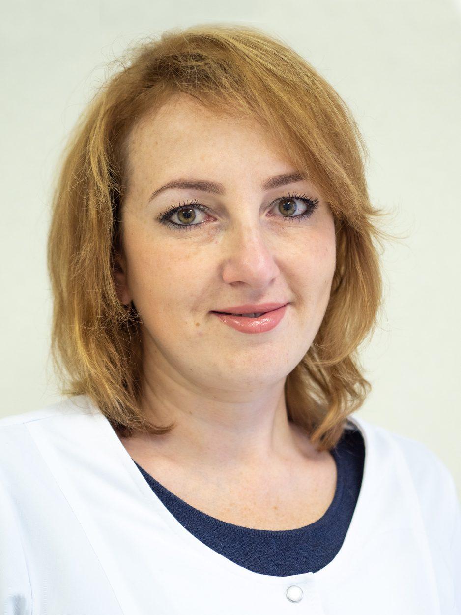Фесенко Татьяна Александровна