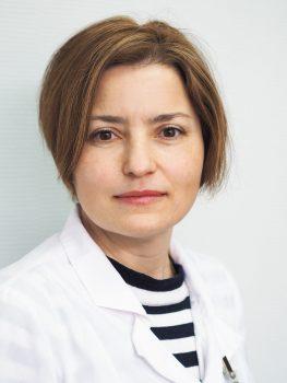 Чеботарь Татьяна Георгиевна