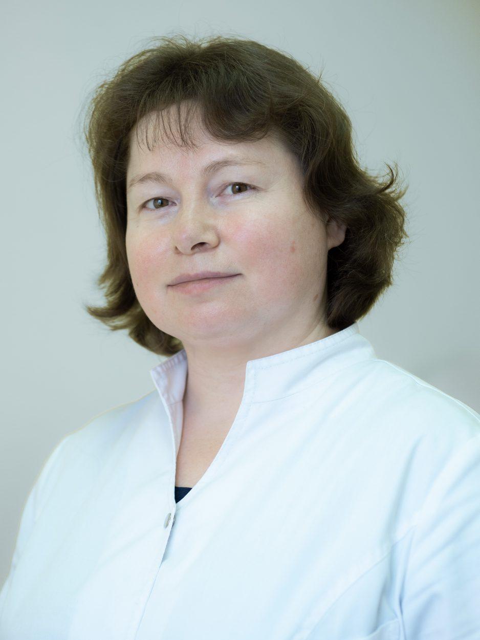 Ершова Елена Васильевна