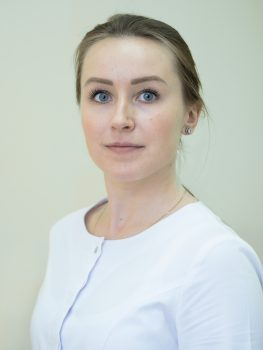 Колышева Анастасия Александровна