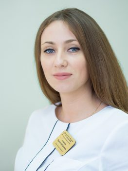 Лукина Анастасия Сергеевна