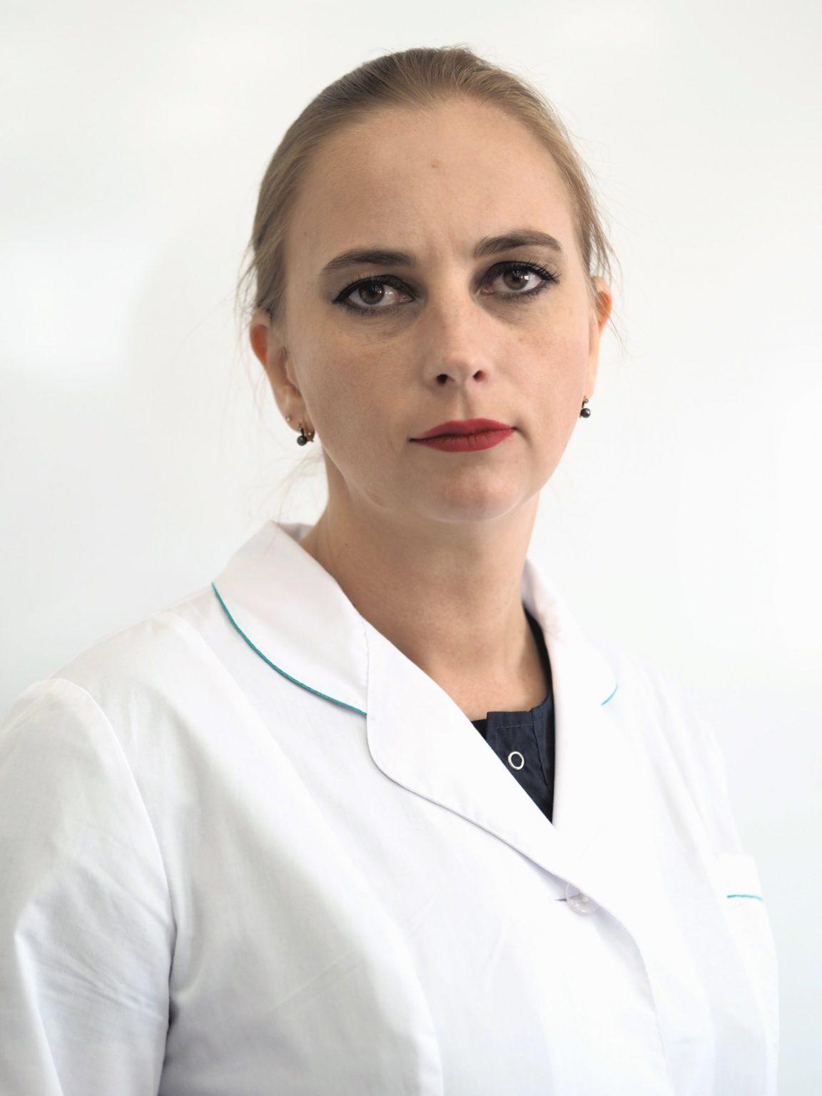 Рябкова Кристина Александровна