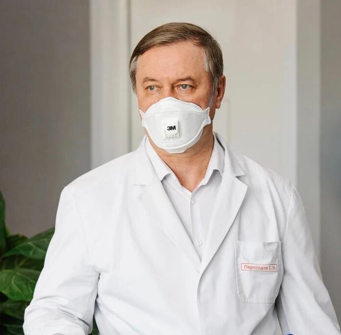 Переходов Сергей Николаевич