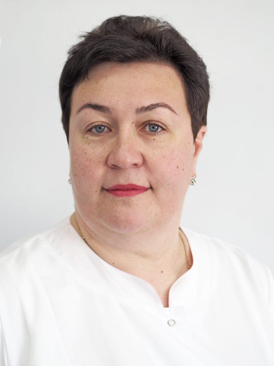 Забродная Анжела Вадимовна