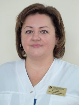 Виноградова Наталья Алексеевна