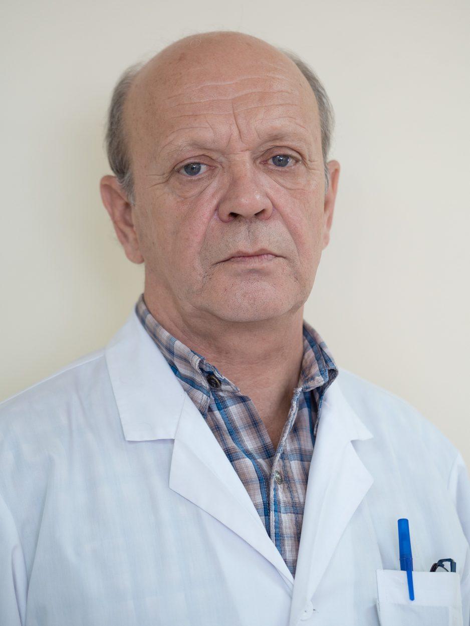 Сидоренков Сергей Иванович