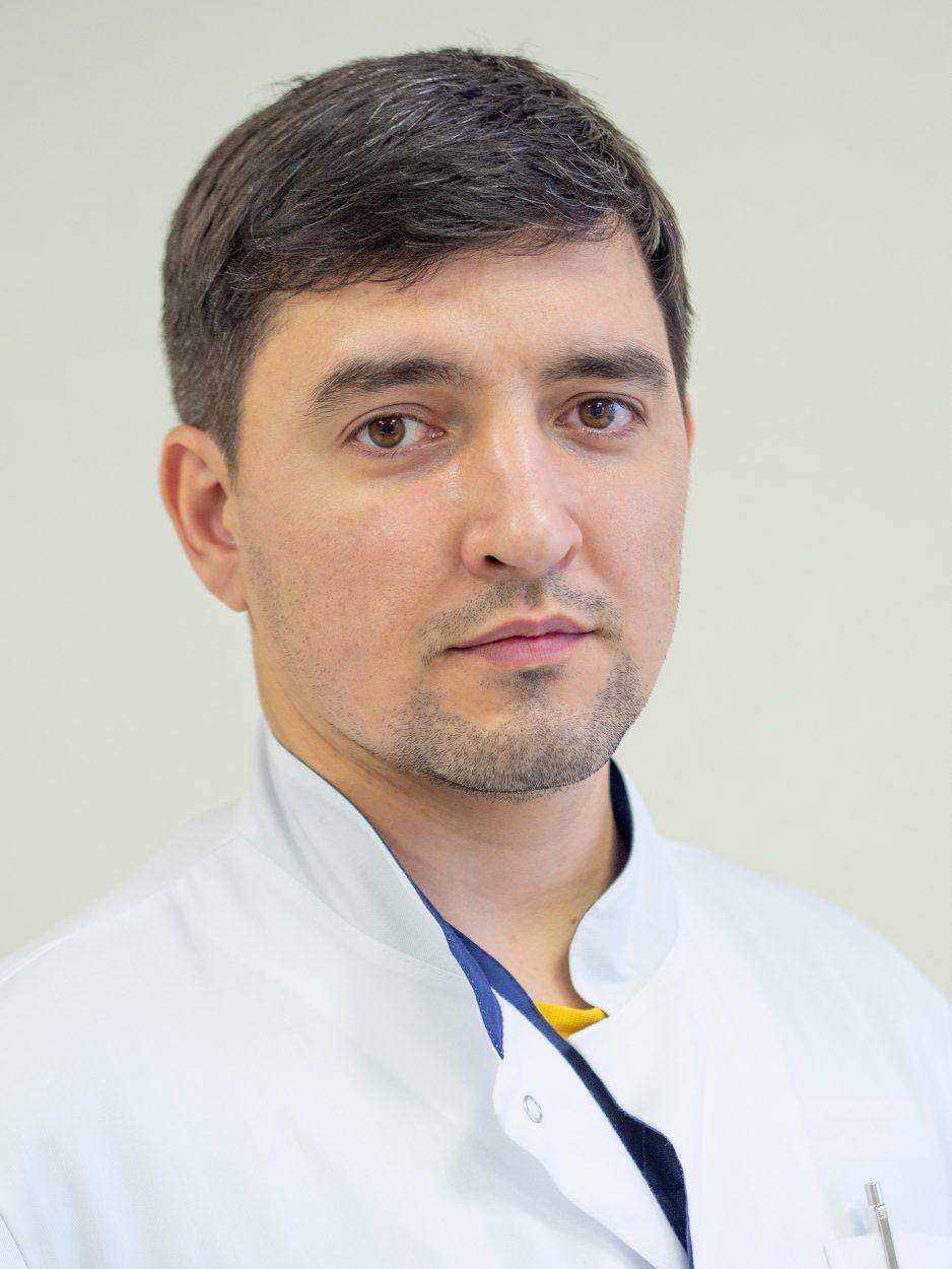 Ибрагимов Руслан Алиевич