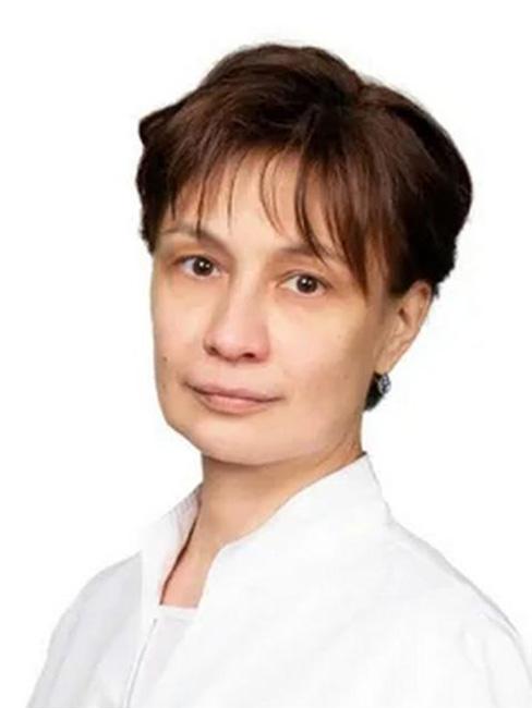 Кирьянова Анна Николаевна