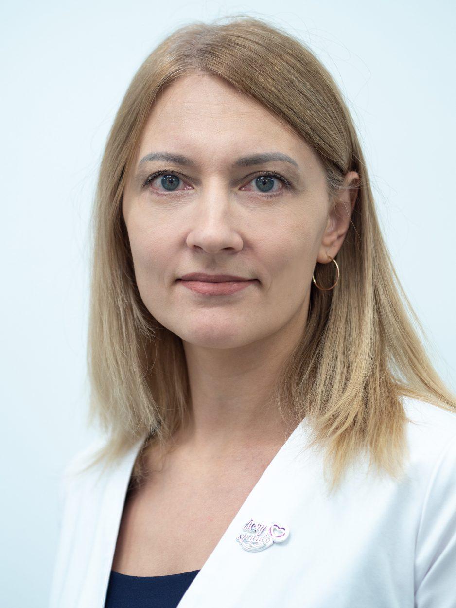 Бурлева Евгения Сергеевна