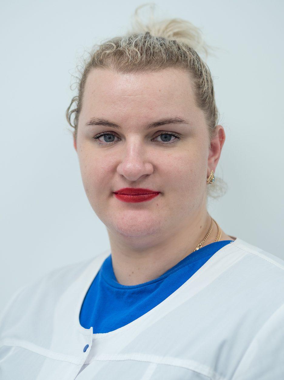 Кирсанова Алёна Игоревна