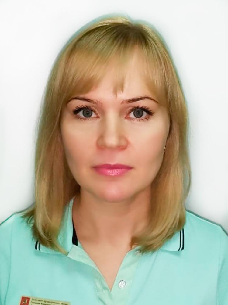 Маркиданова Ирина Витальевна