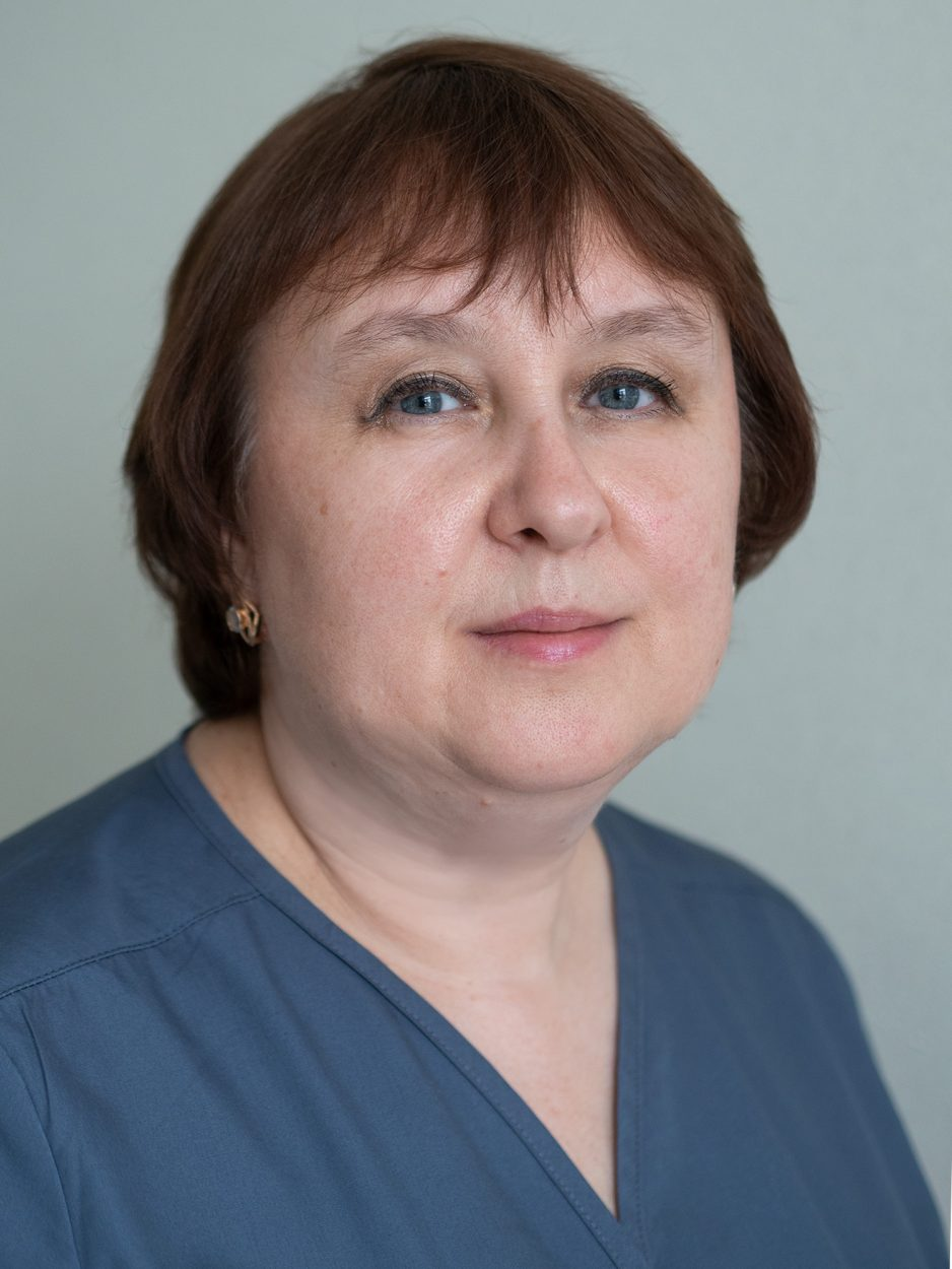 Сафарова Людмила Владимировна