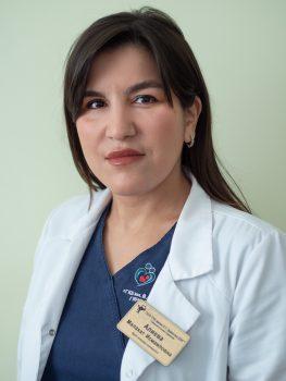 Алиева Малахат Исмаиловна