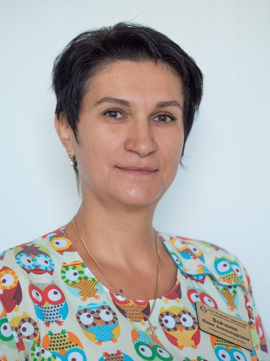 Войченко Юлия Александровна