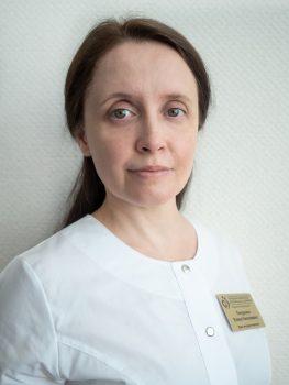 Печуркина Елена Николаевна