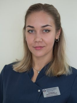 Хамитова Ольга Олеговна