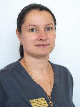 Ляпина Кристина Владимировна