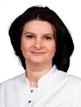 Агаджанян Айкуи Гайковна
